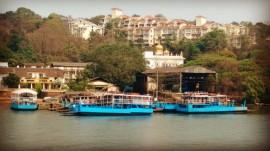 Ferry Boat + Gurudwara